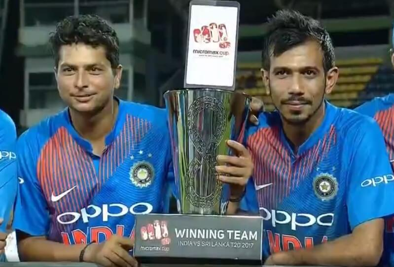 Yuzvendra Chahal Talked About His Relationship with Kuldeep Yadav and MS Dhoni