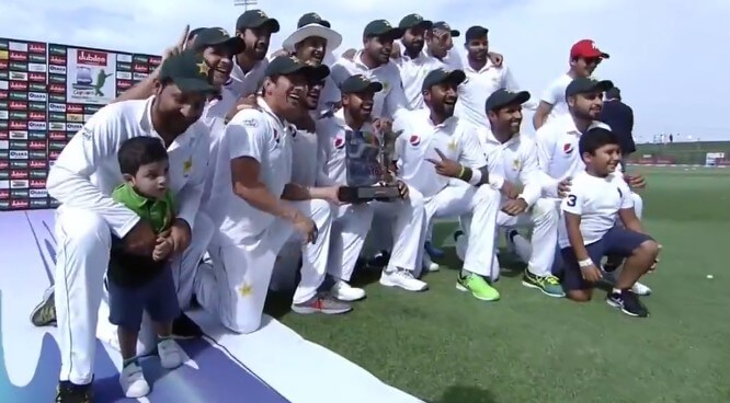 Pakistan forces Australian slip in ICC Test Rankings