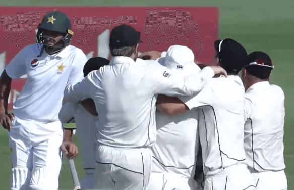 Pakistan vs New Zealand first Test Day 4 PTV Sports Live Streaming