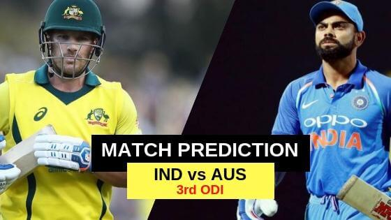 Australia vs India - Highlights & Stats