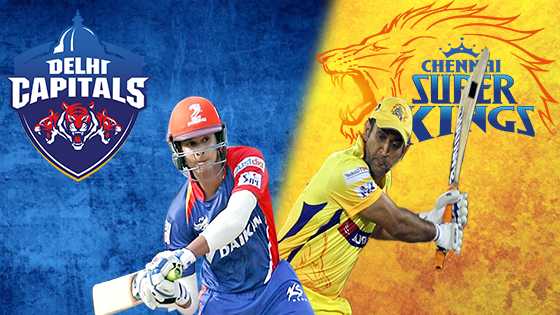 IPL 2019 Match 5 DC vs CSK Live Score, Scorecard & Results