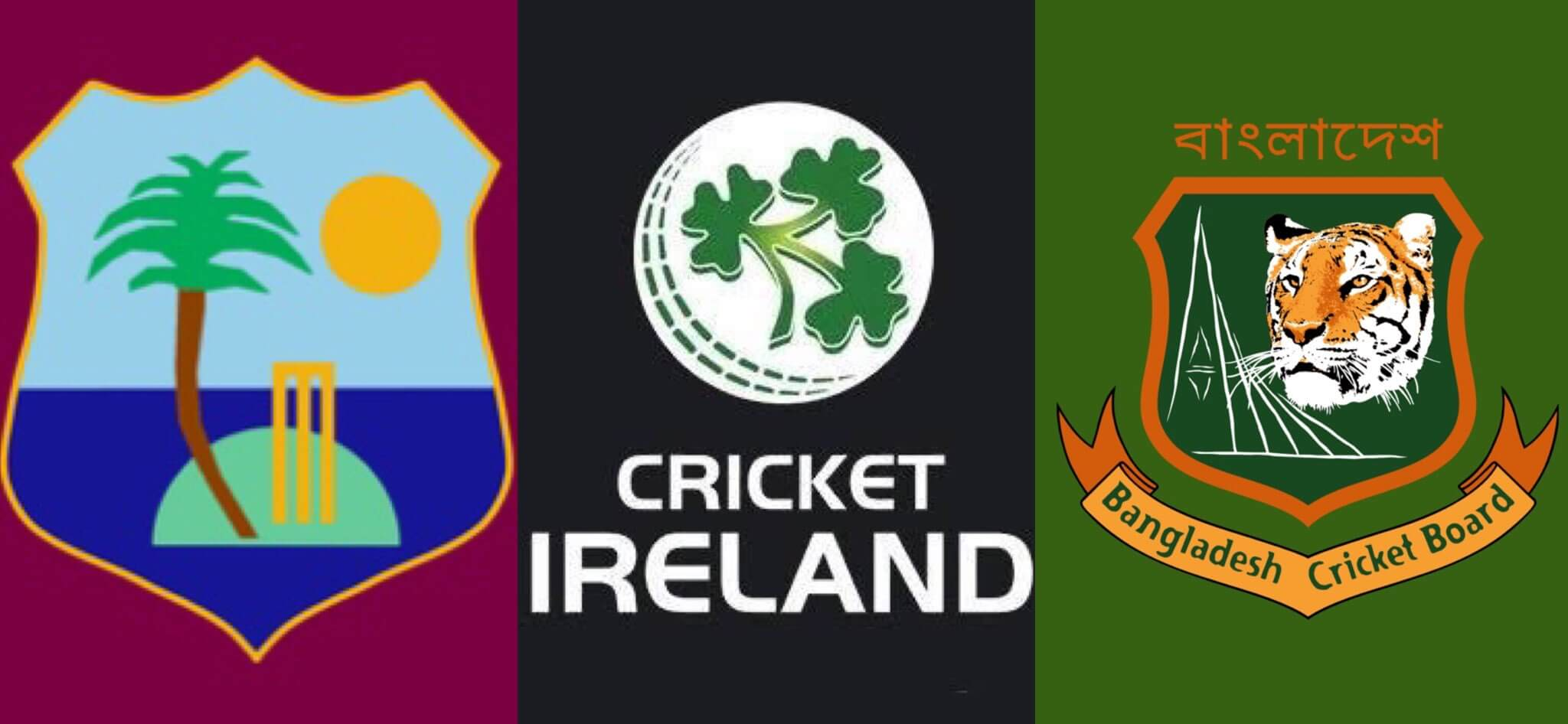 West Indies and Bangladesh to play Tri-series in Ireland