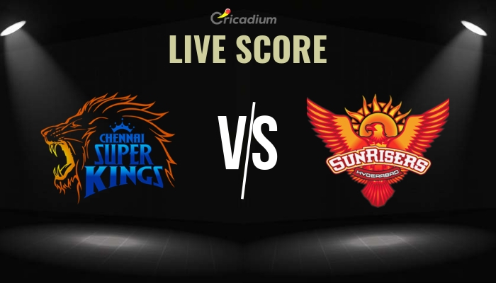 IPL 2019 Match 41 CSK vs SRH Live Score, Scorecard & Results