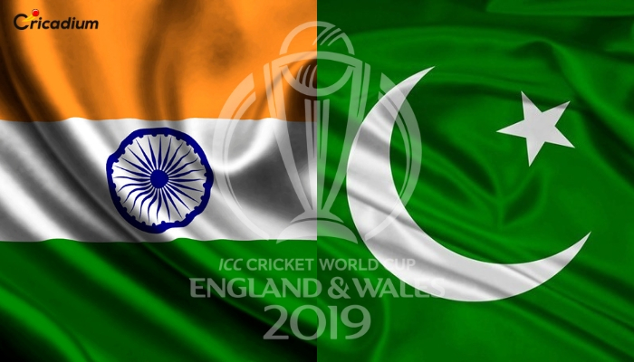 World Cup 2019 Match 22 INDIA vs PAKISTAN Rivalry, Timings, Venue and Stats