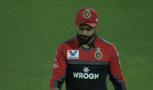 IPL 2019: Virat Kohli lashes out at bowlers for the poor show against KKR