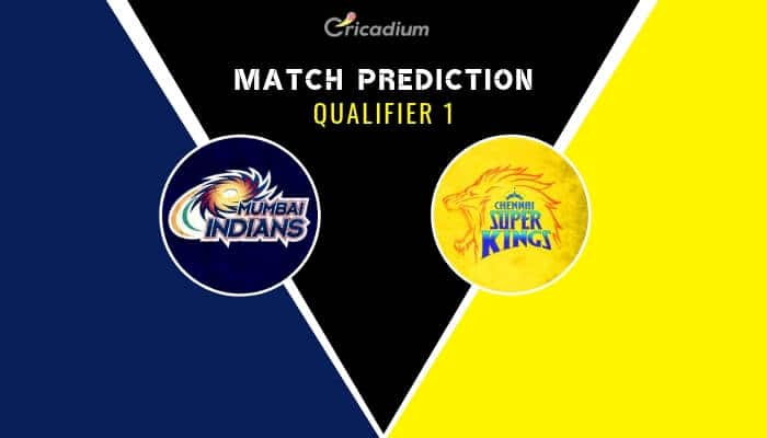 IPL 2019 Qualifier 1, MI vs CSK Match Prediction, Who Will Win Today