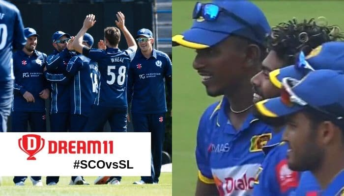 Scotland vs Sri Lanka - 1st One-Day International Preview & Prediction