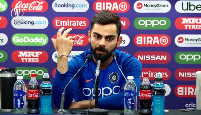 If We Do Well In the First Phase, We'll Be In a Better Position – Virat Kohli