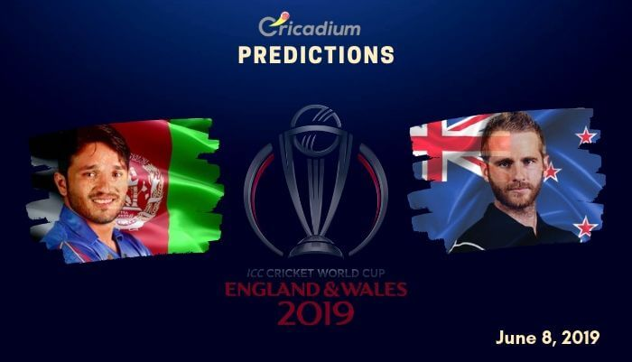 Who Will Win The 2020 World Cup.Icc World Cup 2019 Match 13 Afghanistan Vs New Zealand Match