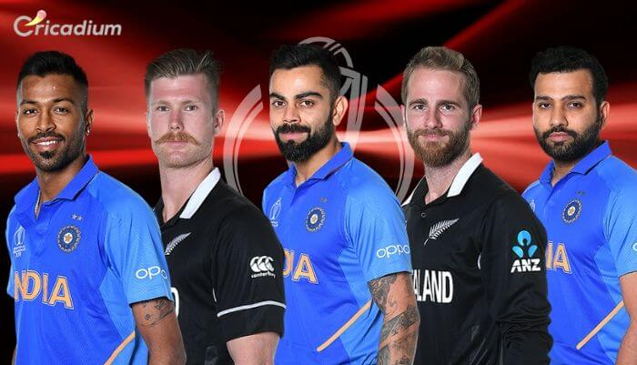 IND vs NZ Dream 11 team Today Semi-Final World Cup 2019: India vs New Zealand Dream 11 Tips