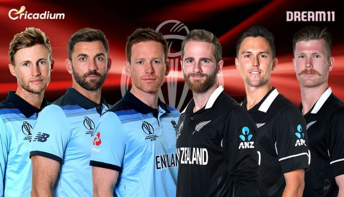 England beat New Zealand to make Cricket World Cup semi-finals