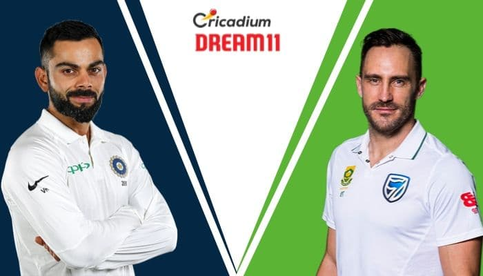 South Africa tour of India, 2019 2nd Test IND vs SA Dream 11 Team