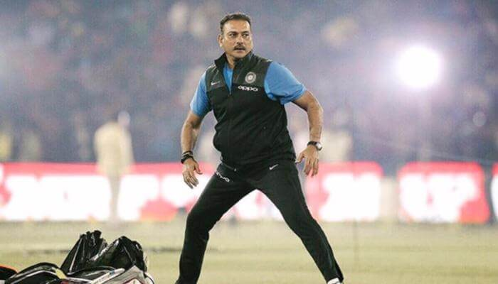 Ravi Shastri to bring in some change in the fitness regime of team India
