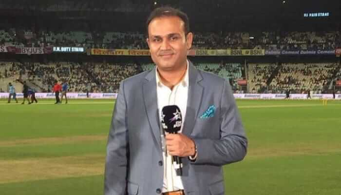 Virender Sehwag appreciated Rohit Sharma's blistering knock