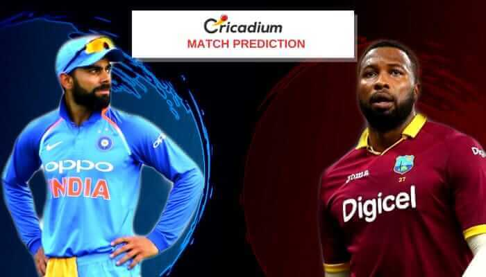 West Indies beat India in first ODI