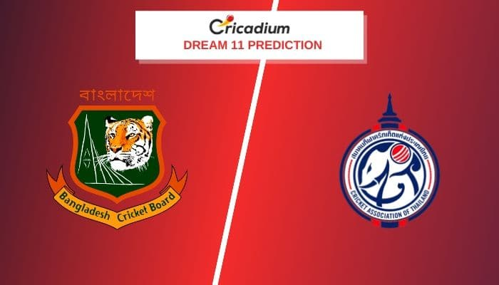 ICC Women's T20 World Cup Warm Up Match 3 BANW vs THAIW Dream11 team Today