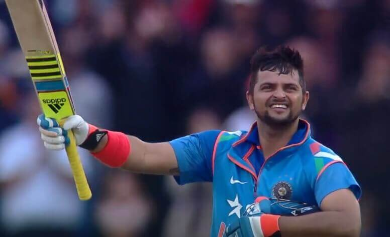 Suresh Raina Wants BCCI To Allow Players For Foreign Leagues
