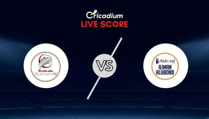 Emirates D10 League 2020 Live Cricket Score: SBK vs AAD Match 16 Live Score Ball By Ball