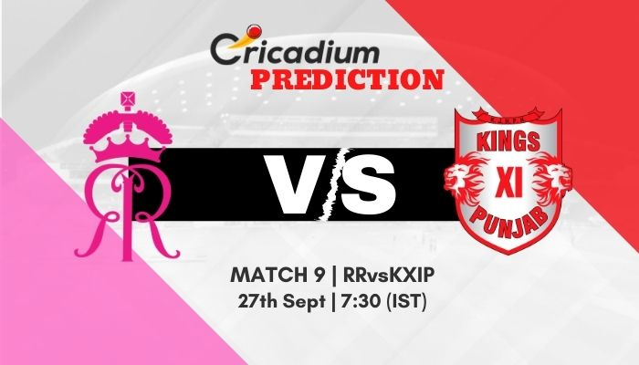 IPL 2020 Match 9 RR vs KXIP Match Prediction Who Will Win Today