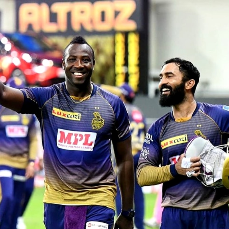 Kolkata Knight Riders are at the 5th position in the points table with 12 points