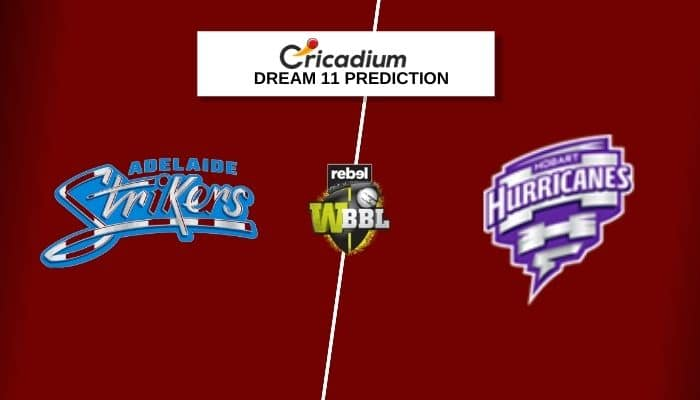 WBBL 2020 Match 2 ADSW vs HBHW Dream11 Team Today