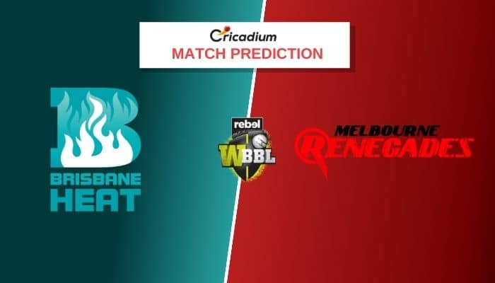 BRHW vs MLRW Match Prediction, Who Will Win Today's WBBL 2020 Match 6