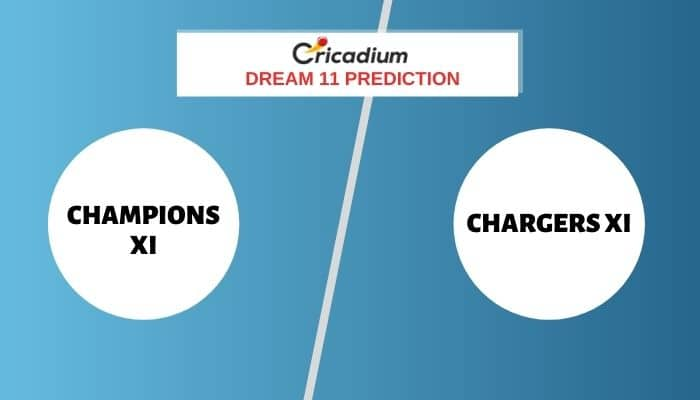 CPN-XI vs CHA-XI Dream11 Team: Champions XI vs Chargers XI Dream11 Fantasy Cricket Tips for Today's Andhra T20 League 2020 Match 6, Oct 24th, 2020
