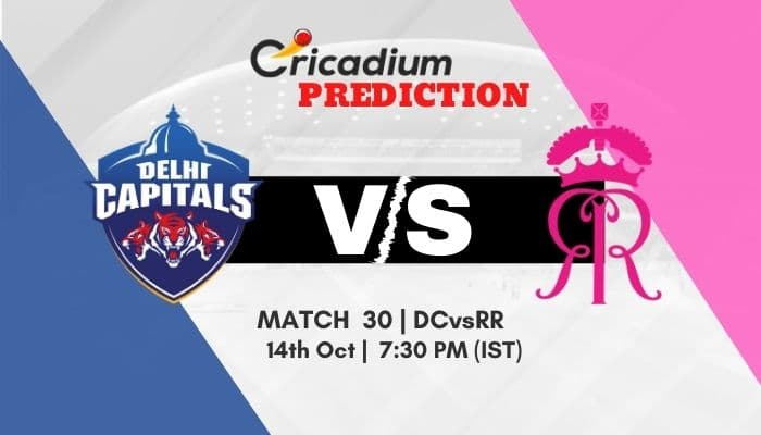 IPL 2020 Match 30 DC vs RR Match Prediction Who Will Win Today