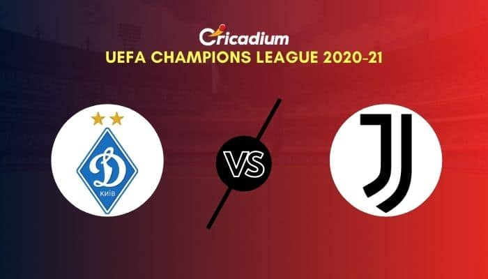 Uefa Champions League 2020 21 Matchday 1 Group G Dynamo Kyiv Vs Juventus Prediction Dream11