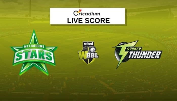 WBBL 2020 Match 5 MLSW vs SYTW Live Cricket Score Ball by Ball Commentary, Scorecard & Result