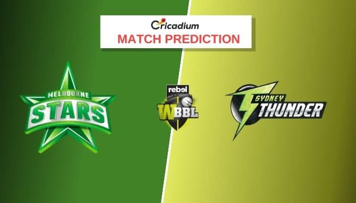MLSW vs SYTW Match Prediction, Who Will Win Today's WBBL 2020 Match 5