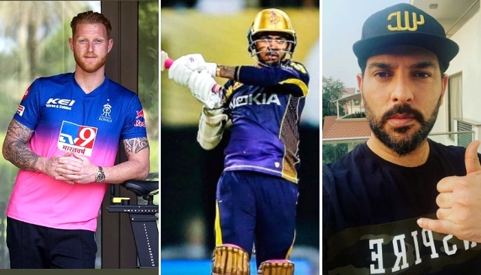 IPL 2020: A Surprised Stokes gets Fitting Reply from Yuvraj Singh