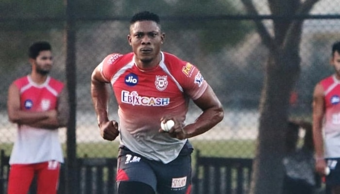 IPL 2020: Here's the Reason Why Sheldon Cottrell is not Playing Today Against Kolkata Knight Riders