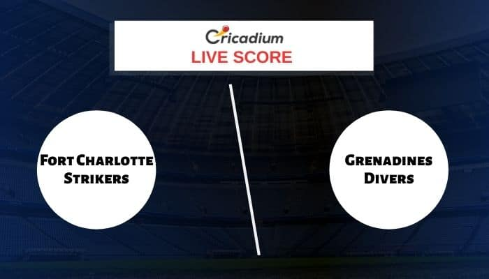 Vincy Premier League 2020 Live Score: FCS vs GRD 5/6 Place Play off Live Cricket Score Ball by Ball Commentary, Scorecard & Results