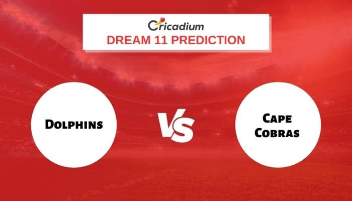 CSA 4-Day Franchise Series 2020-21 Cross Pool DOL vs COB Dream 11 Team