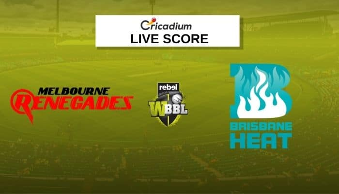 WBBL 2020 Match 56 MR-W vs BH-W Live Cricket Score Ball by Ball Commentary, Scorecard & Result