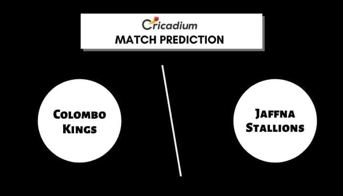 CK vs JS Match Prediction, Who Will Win Today Lanka Premier League, 2020 Match 11