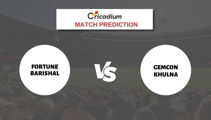 Catch Bangabandhu T20 Cup 2020 Match 11 FB vs GK Match Prediction. Know Who will win between Fortune Barishal & Gemcon Khulna Today Match Prediction
