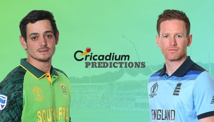 England tour of South Africa, 2020 1st ODI SA vs ENG Match Prediction Who Will Win Today