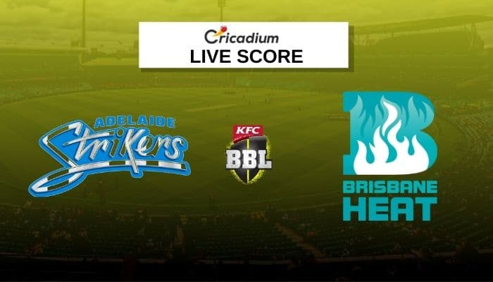 Big Bash League 2020-21 Live Score: STR vs HEA Match 46 Live Cricket Score Ball by Ball Commentary, Scorecard & Results