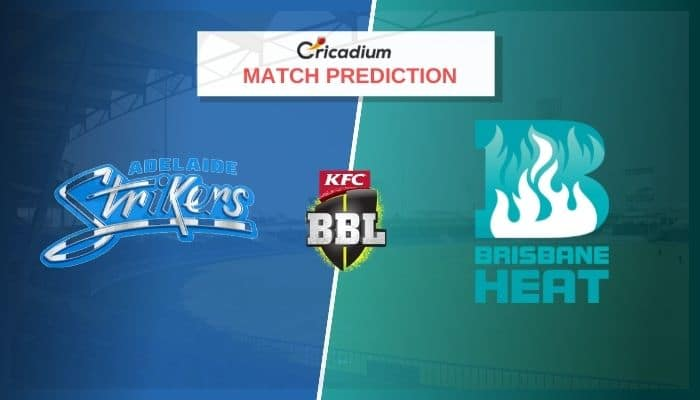 STR vs HEA Match Prediction Who Will Win Today BBL 2020-21 Match 46