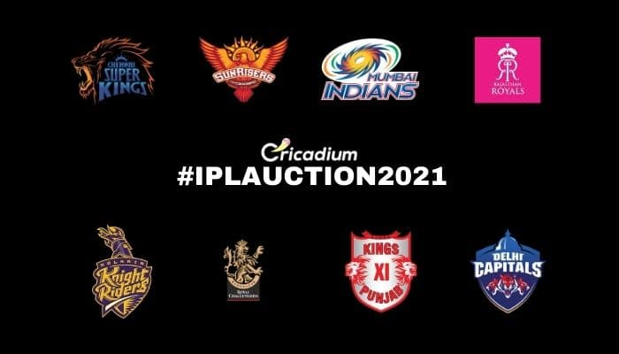 IPL 2021: IPL Auction to be held in Chennai on 18th February 2021