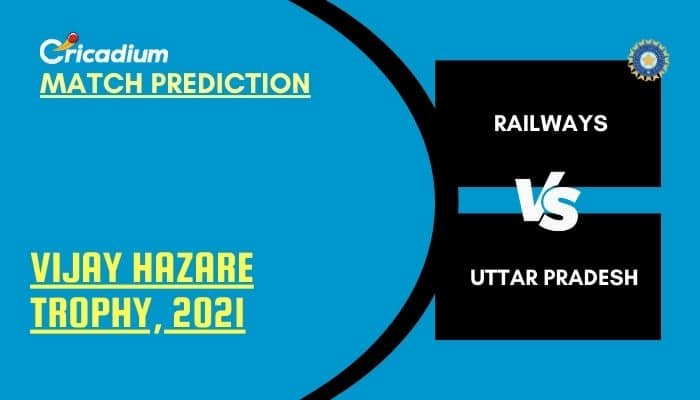 Vijay Hazare Trophy 2021 Match 65 RAI vs UP Match Prediction Who Will Win Today %%page%%