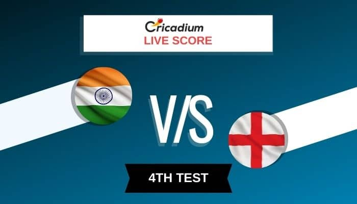 IND vs ENG Live Score: England tour of India, 2021 4th Test India vs England Live Cricket Score %%page%%