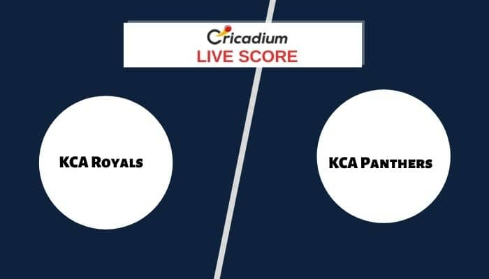 KCA Presidents Cup T20, 2021 Live Score: ROY vs PAN Match 2 Live Cricket Score Ball by Ball Commentary, Scorecard & Results