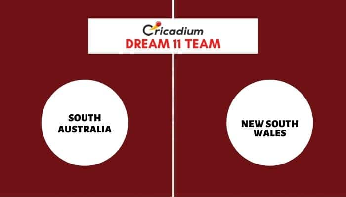 Marsh One Day CUP Match 4 SAU vs NSW Dream11 Team Today %%page%%