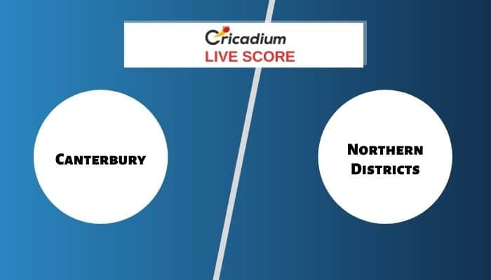 The Ford Trophy Live Cricket Score: CTB vs ND Final Live Score Ball By Ball
