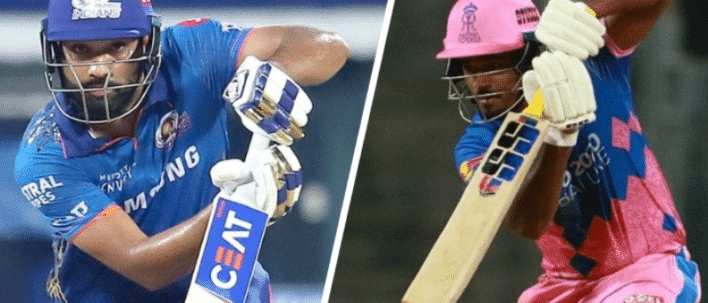 IPL Prediction: Predicting Game Changers from Each Team Mumbai Indians and Rajasthan Royals IPL 2021 Match 24