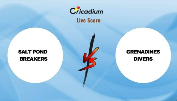 Dream11 Vincy Premier League, 2021 Live Score: SPB vs GRD Match 4 Live Cricket Score Ball by Ball Commentary, Scorecard & Results