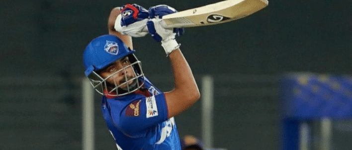 When Prithvi Shaw Lost the Count of Deliveries